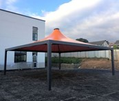 Codale Conic Free Standing Modular Structure