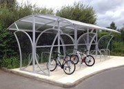 Witton Freestanding Cycle Shelter