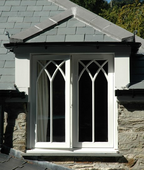 Timber Casement Window – Double