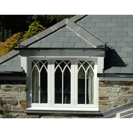 Timber Casement Window - Triple