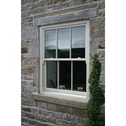Timber Sash Window – Spiral Balanced
