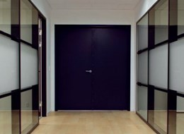 DEKO Doors Double - Solid - TD