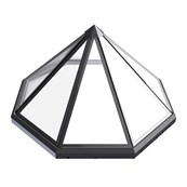 Pyramid Octagonal
