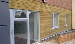 Canjaere Classic Timber Cladding - Channel