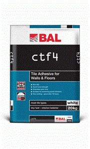 CTF4 - Tile adhesive