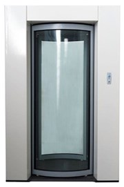 HiSec 6Q Full Height Square Security Booth - 600 mm Walkway