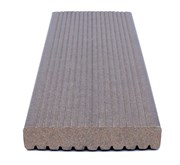 ecodek® Reversible Composite Decking Board - Heavy Duty Ribbed (HD)