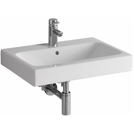 iCon Wash Basin 600 x 485 mm, with Tap Hole