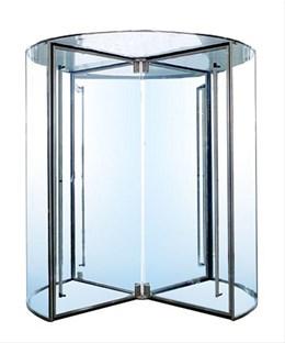 Crystal Tourniket Automatic - Revolving door