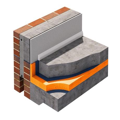 Jablite Floor Insulation 150