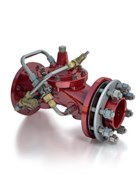 Tanktronic Control Valve - Flanged Fitting