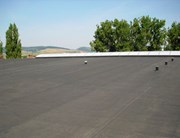 Superseal FR/FRT – Fleece Backed EPDM Roofing Membrane