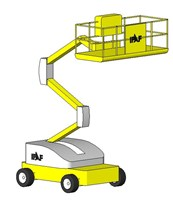 Mobile Boom -Articulated
