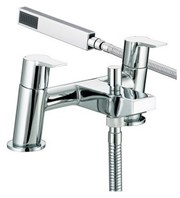 PS BSM C - Pisa Bath Shower Mixer Chrome