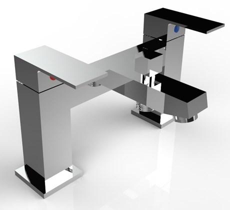 BRT SQU BSM C - Squire Bath Shower Mixer