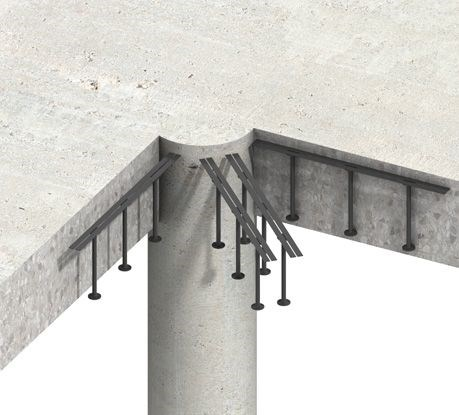 Ancon Shearfix Stud Rail