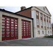 Bi Folding Industrial Door - Q Door