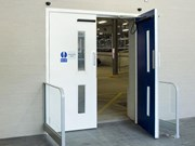 Fire Resistant Steel Door - Armourdoor - FD01 Double
