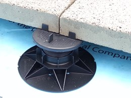 ASP Adjustable Paving Support Pedestals
