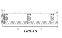 Lewis Flooring System A8