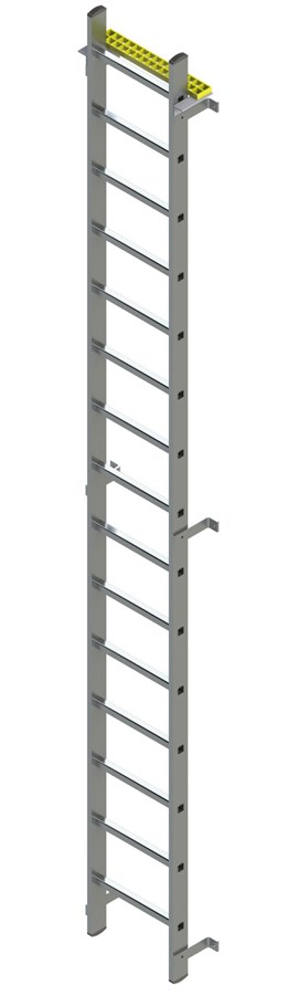 Bilco Ladders BL-A - Fixed vertical ladder