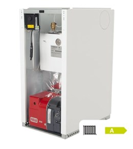 Warmflow Utility HE Pre-Wired Boiler