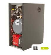 Warmflow Kabin Pak HE Sealed System Boiler