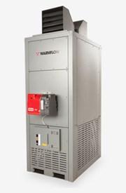 Warmflow Oil Fired Warm Air Heaters