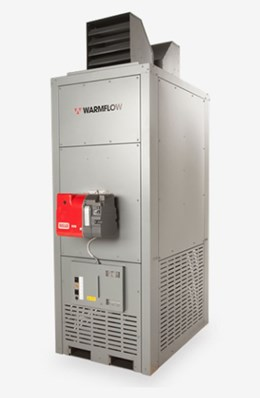 Warmflow Oil Fired Warm Air Heaters