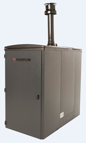 Warmflow Wood Pellet Boiler