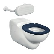 Contour 21 Wall Mounted 75 cm Projection WC Suite