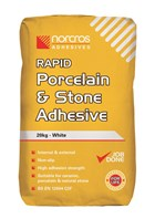 Rapid Porcelain And Stone Tile Adhesive