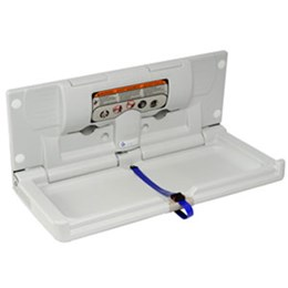 BC100EH Dolphin Horizontal Nappy Changing Unit