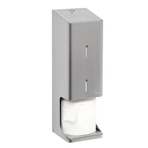 BC300S Dolphin 3 Roll Toilet Roll Holder