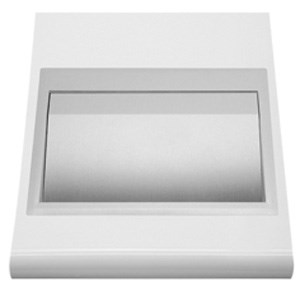 WP154-1 Dolphin Prestige Surface Mounted Bin Flap