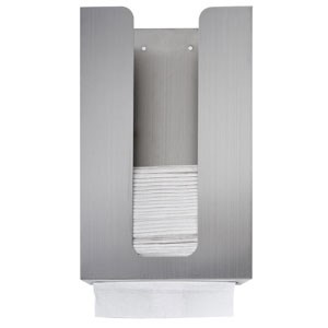 BC9289 Dolphin Paper Towel Dispenser – Behind Mirror Surface Mounted