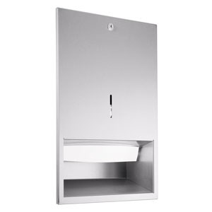 WP112R Dolphin Prestige Paper Towel Dispenser
