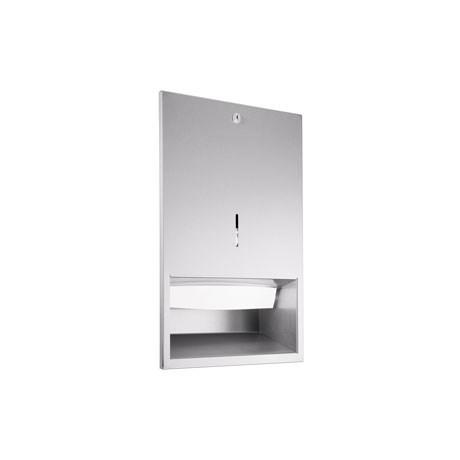 WP112R Dolphin Prestige Paper Towel Dispenser