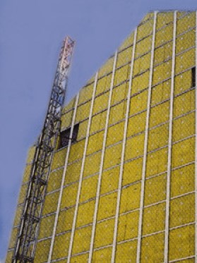 ROCKWOOL® RAINSCREEN DUO SLAB®