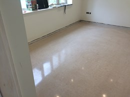 Gypsol Diamond Polished Anhydrite Screed