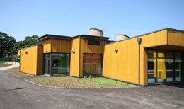 Canjaere Classic Timber Cladding - Tongue and groove