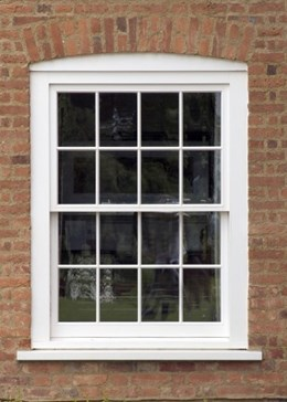Conservation Box Sash Window