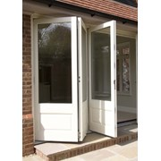 Conservation Folding Doors