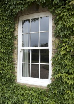 Conservation Spring Sash Window