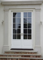 Conservation French Doors
