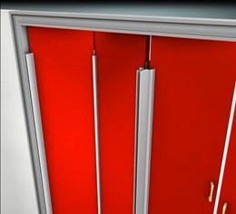 Fingersafe® MK1C for Bi-fold doors - Door safety product