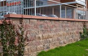 Secura Grand - Retaining wall system