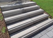 Granite Step Unit