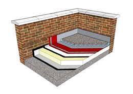 Decothane® Root Resistant Liquid Applied Warm Ballasted Roof System