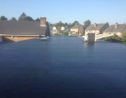 RubberTop FR/FRT – unreinforced EPDM roof waterproofing system